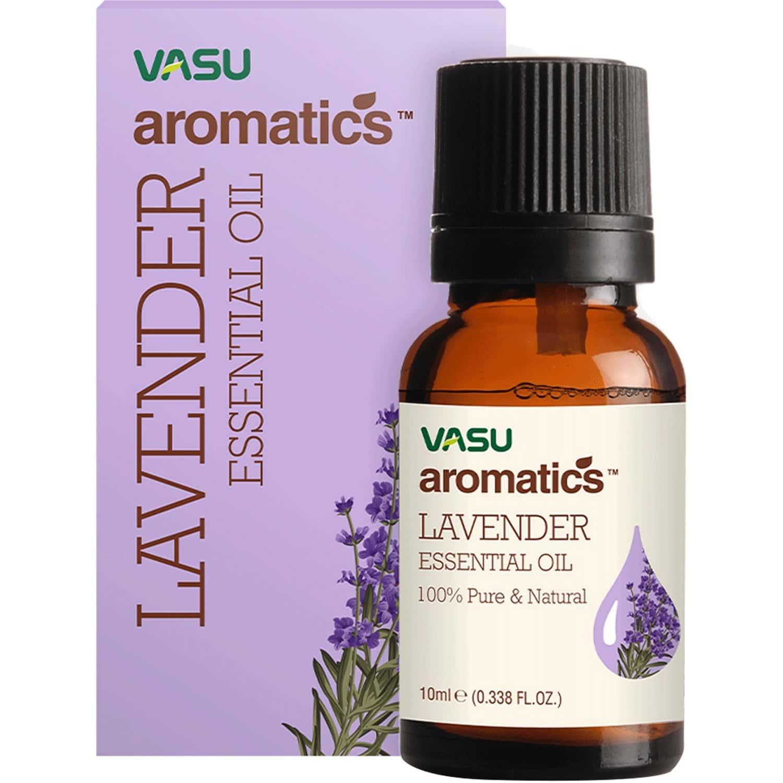 Vasu Aromatics Lavender Essential Oil - 10 Ml