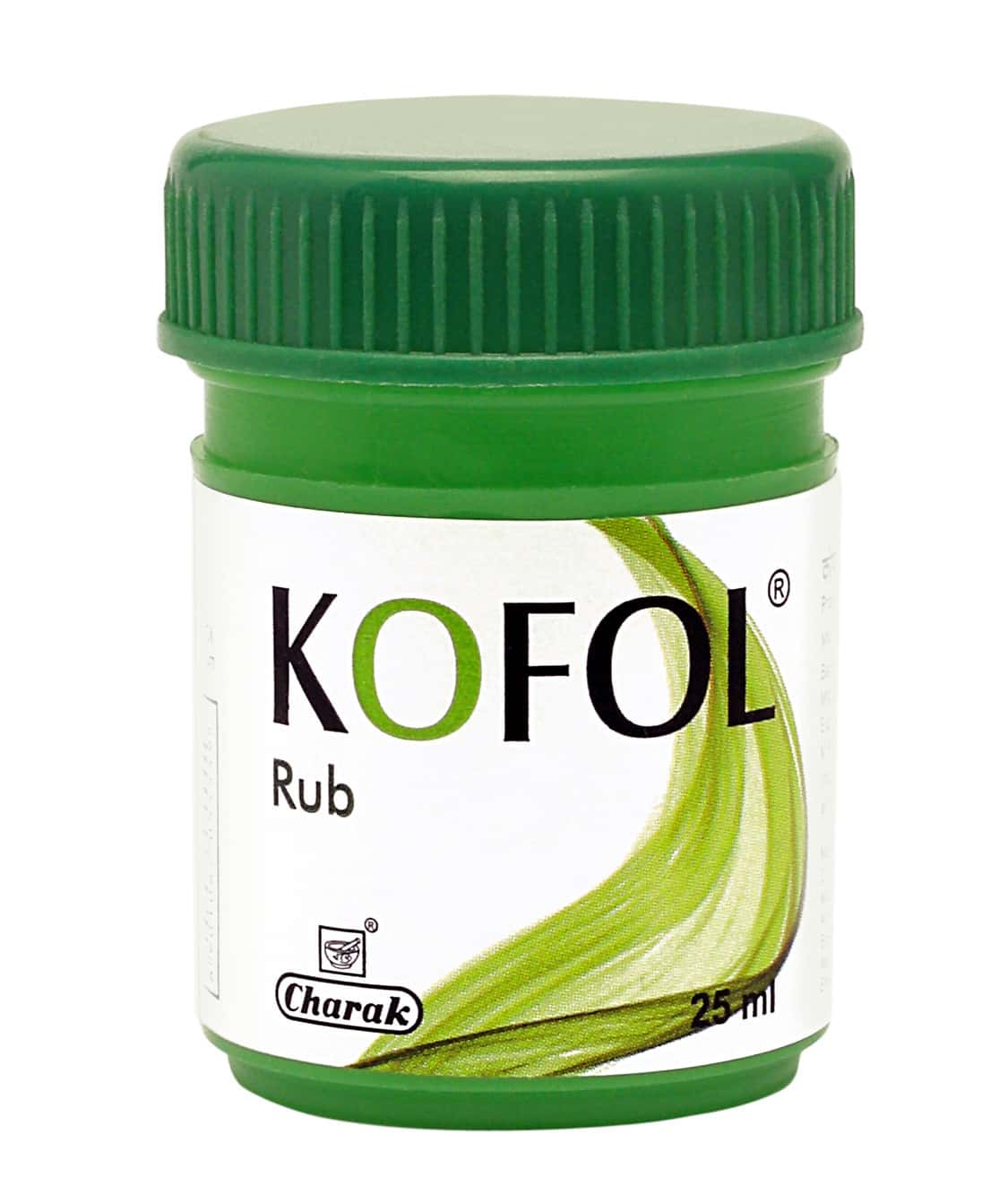 Kofol Rub Container Of 25 Ml Balm