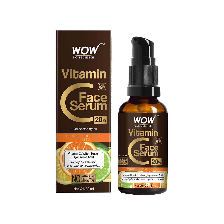 Wow Skin Science Vitamin C Face Serum - 30 Ml