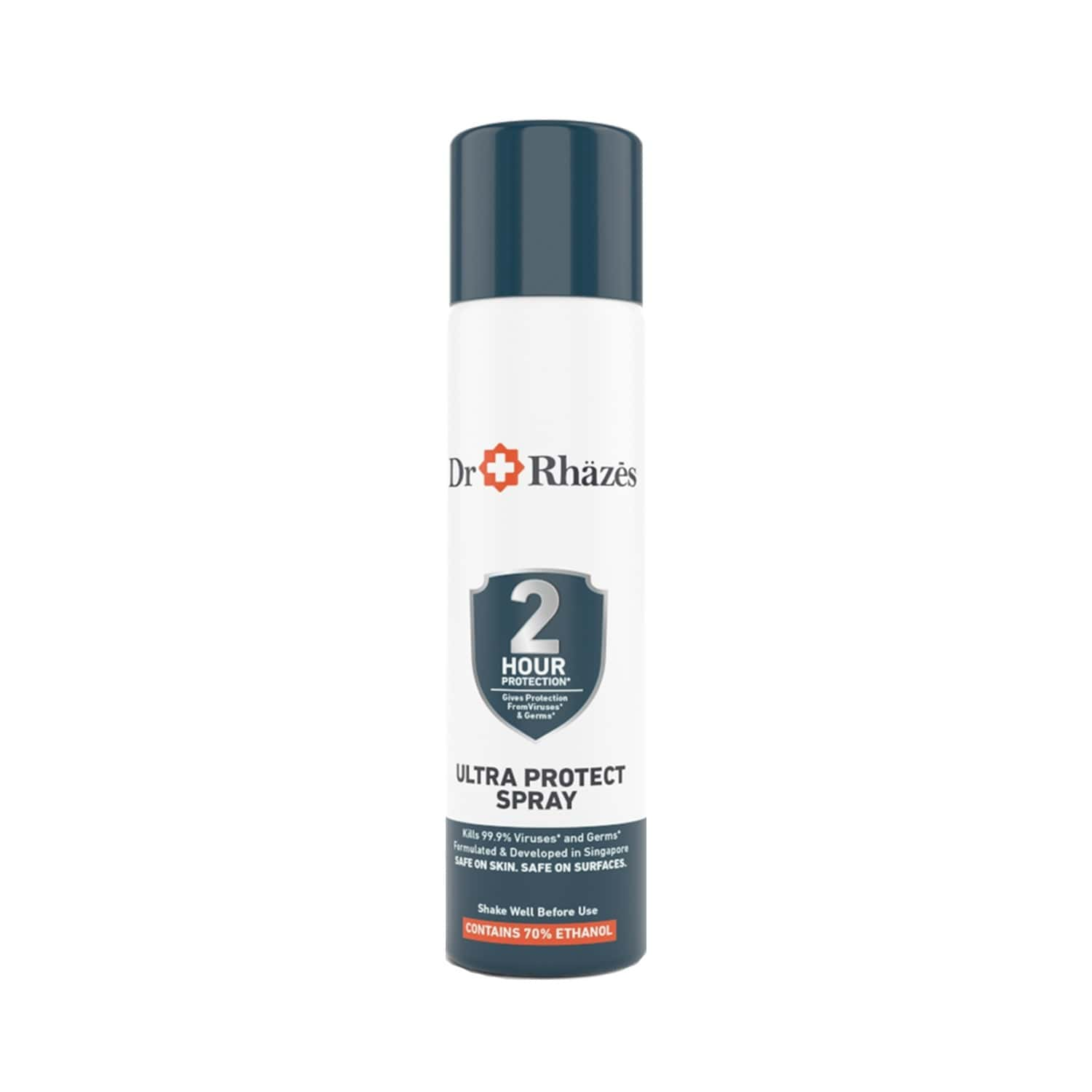 Dr Rhazes Ultra Protect Spray | 2 Hour Protection (83 Gm / 110 Ml)