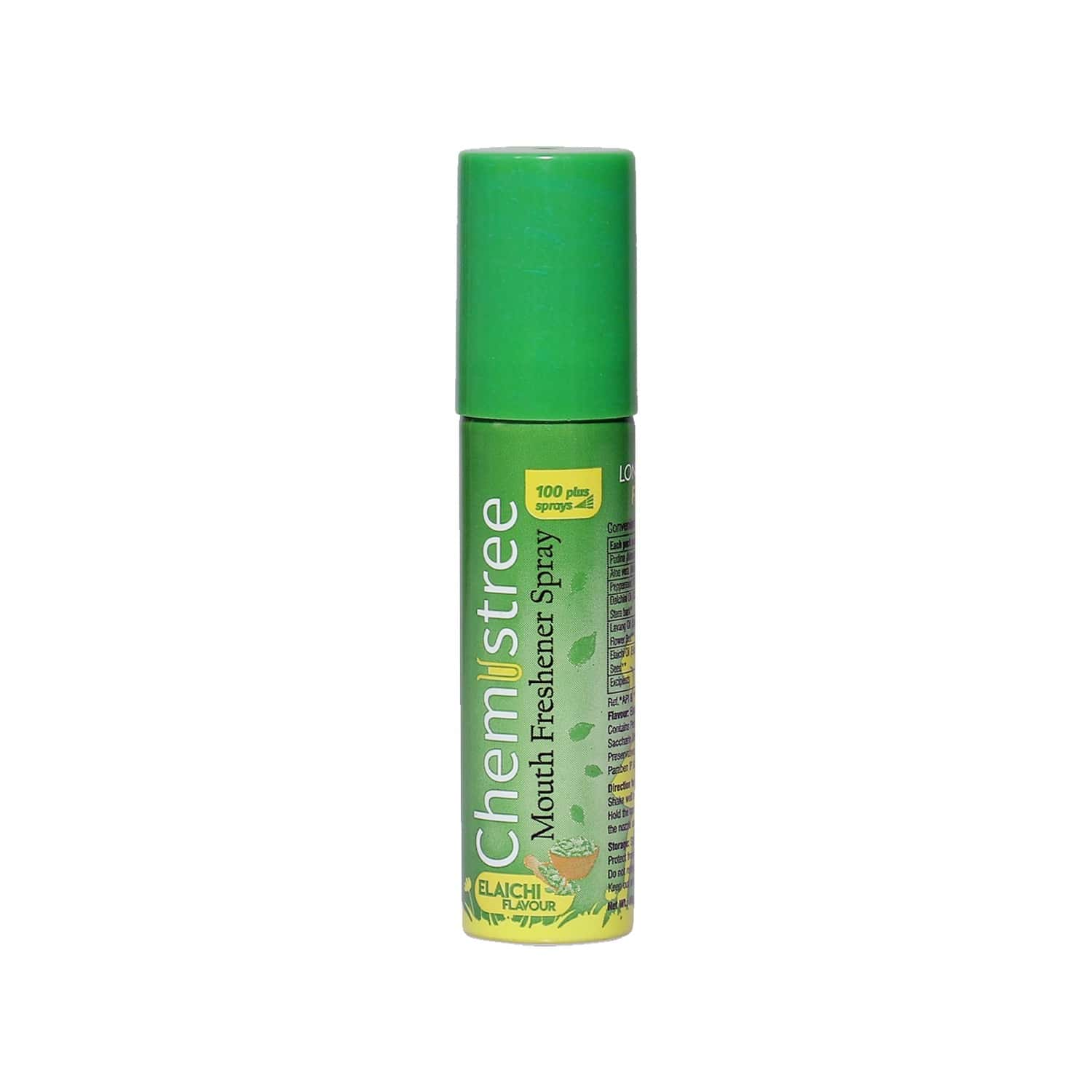 Chemistree Long Lasting Elaichi Mouth Freshener - 15g