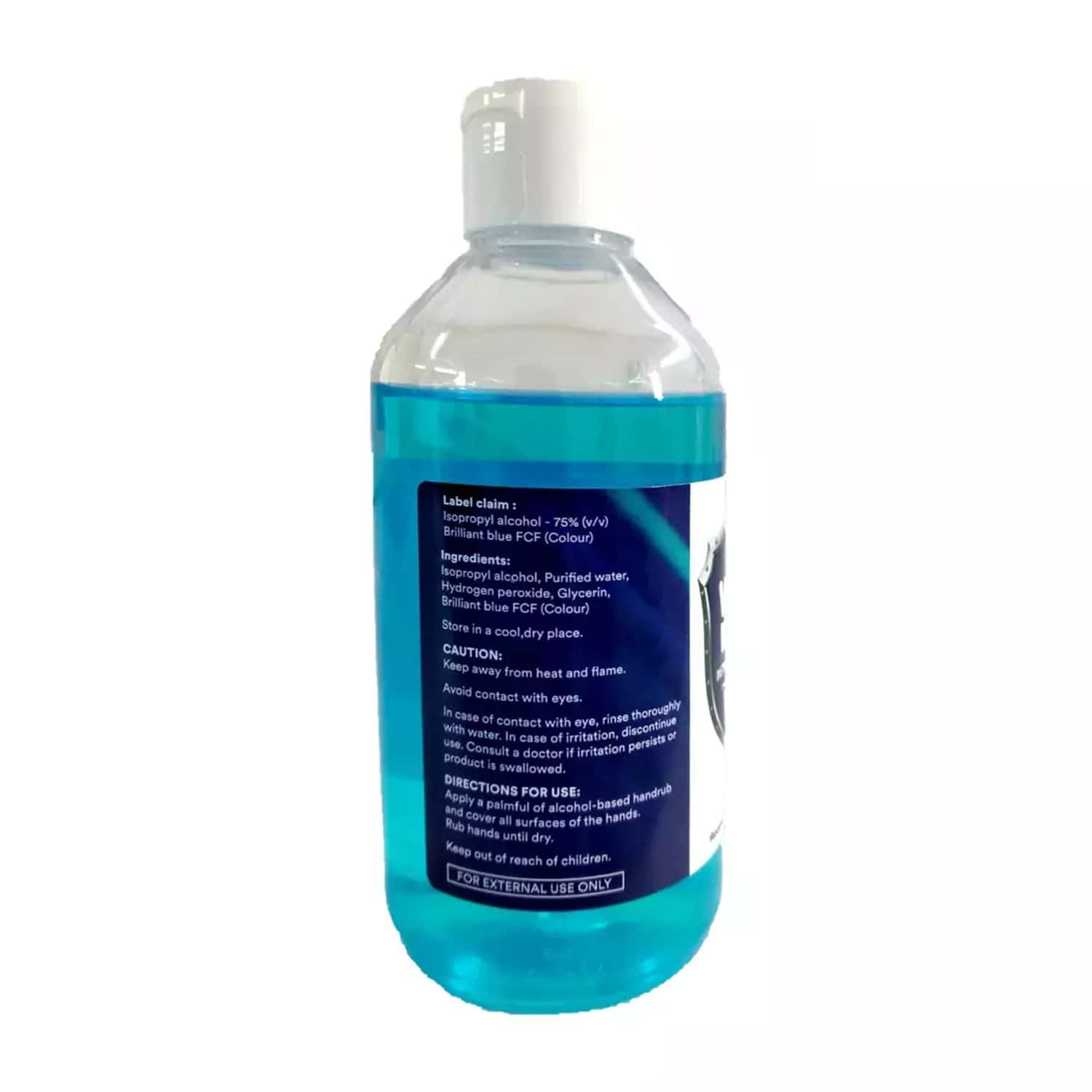 Dr. Reddy's Viro Wash Instant Hand Sanitizer (pack Of 5 X 200ml)