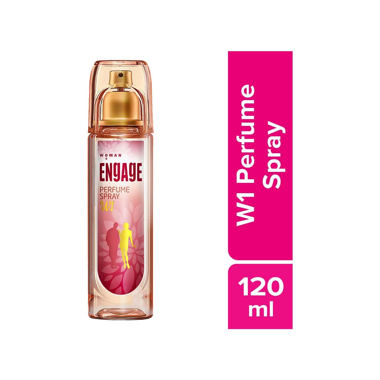 Engage W1 Perfume Spray For Women - 120ml