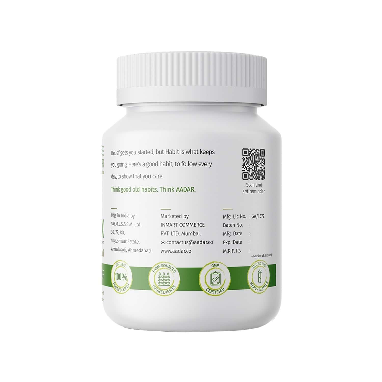Aadar Relax Acidity Powder Bottle Of 100 G