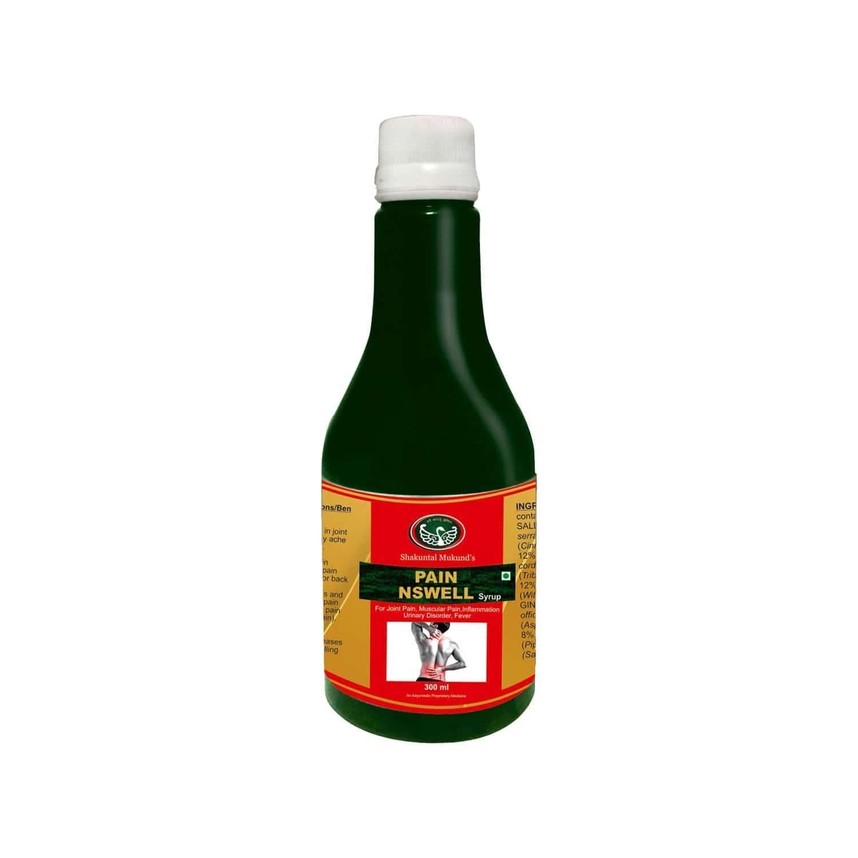 Smw's Arthritis Pain Nswel Syrup - 300 Ml
