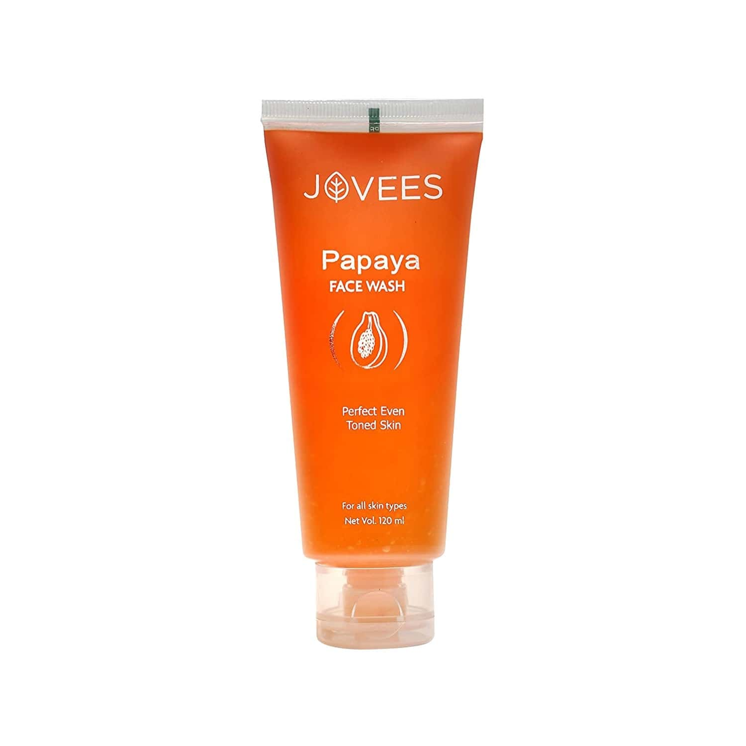 Jovees Papaya Face Wash - 120 Ml