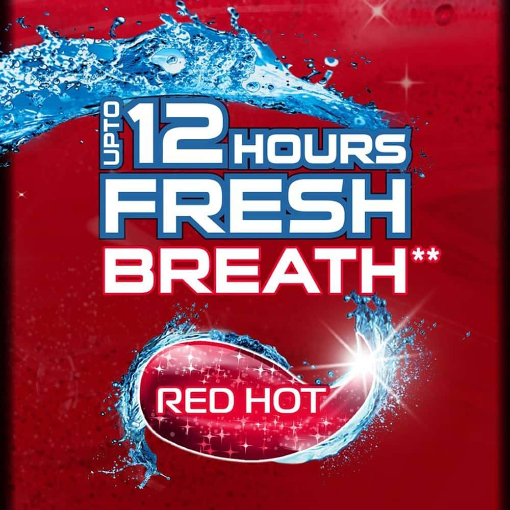 Closeup Ever Fresh Red Hot Gel Toothpaste 40 Gm
