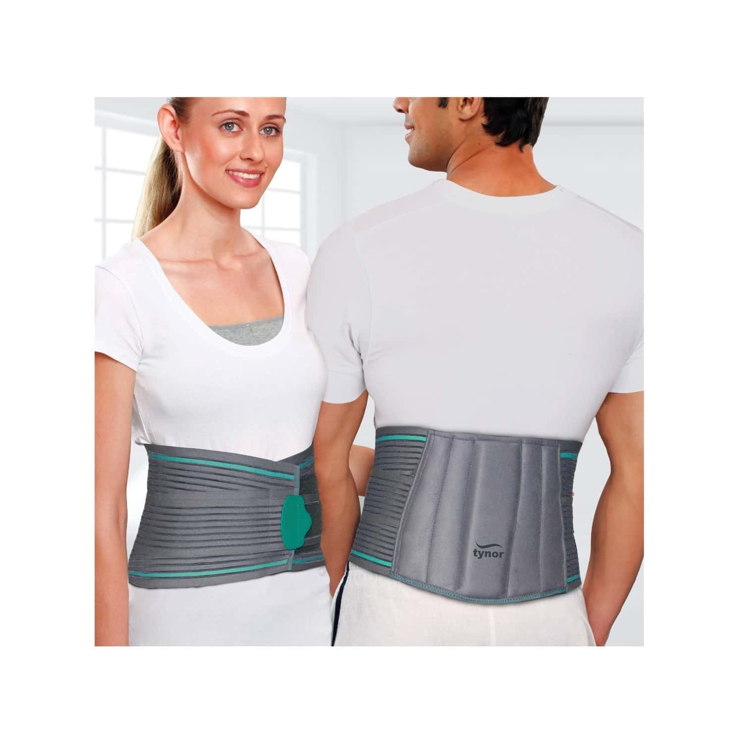 Tynor Lumbo Sacral Belt ( Back Support,compression, Flexible Splint) - Small