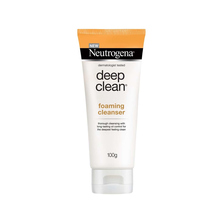 Neutrogena Deep Clean Foaming Cleanser - 100g