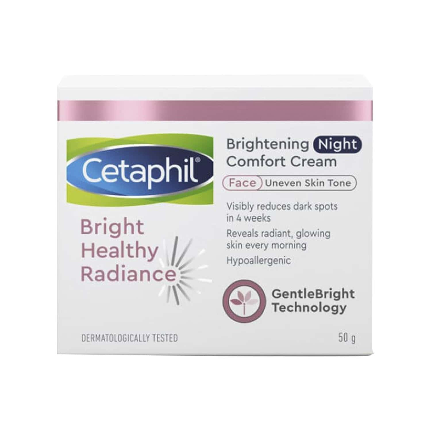 Cetaphil Bhr Brightening Night Comfort Cream - 50ml