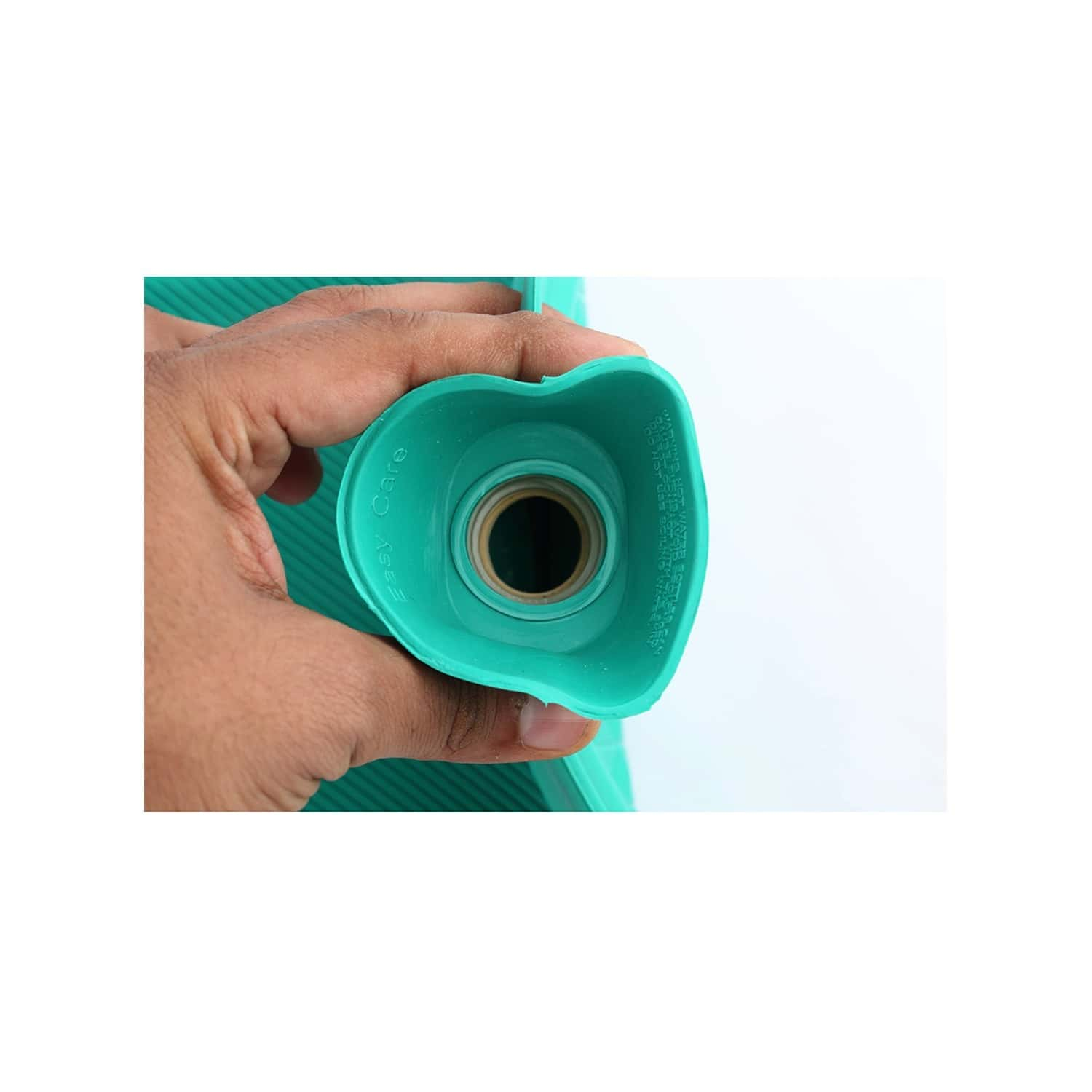 Easycare Hot Water Bag Supper Deluxe - Strong & Leak Free (capacity 2 Liters) Eco Friendly (blue)