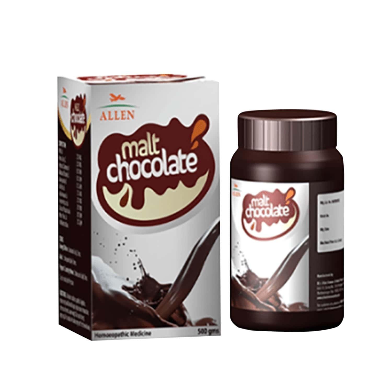Allen Chocolate Malt Improves Digestion And Vigour 500 Gm