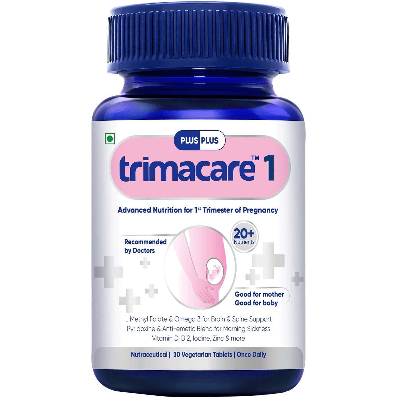 Trimacare 1 Vegetarian Tablet - 30 Tablets