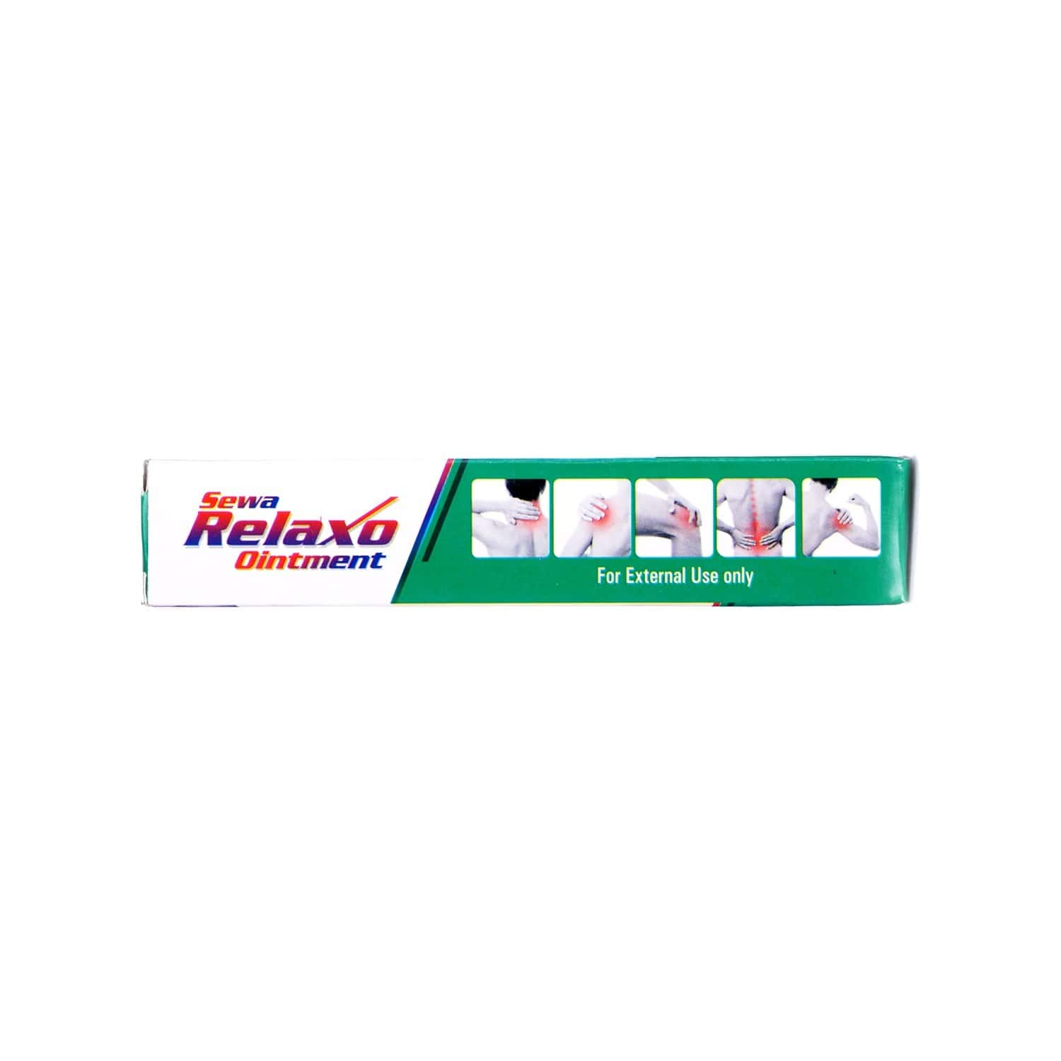 Sewa Relaxo Pain Relief Ointment Tube Of 20 G