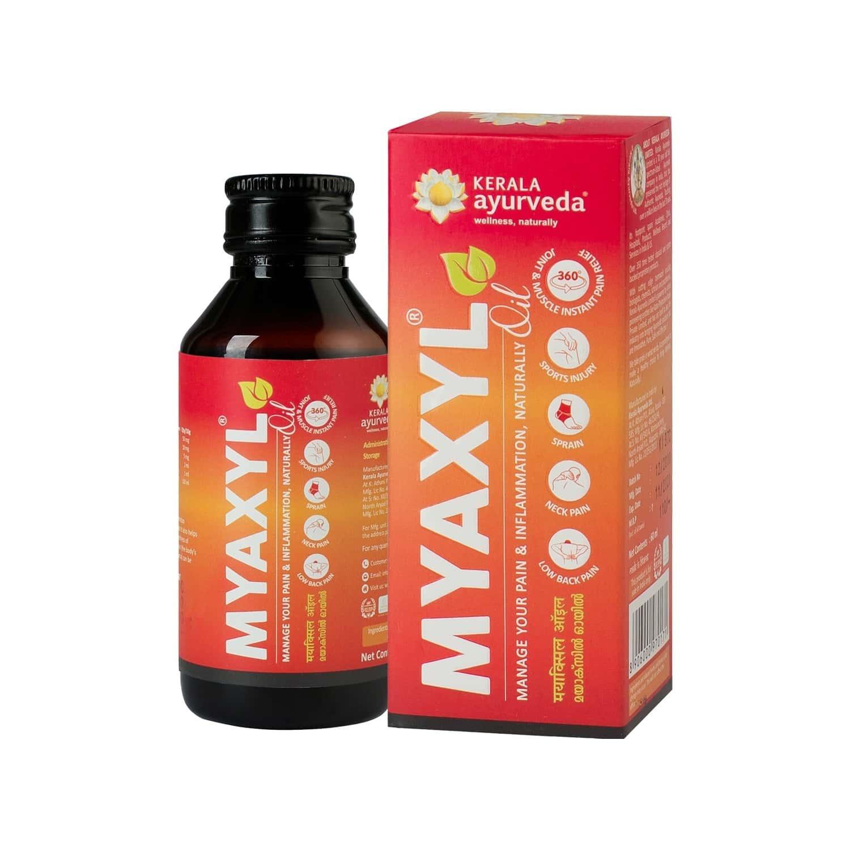 Kerala Ayurveda Myaxyl Oil - 60 Ml - Pack Of 2