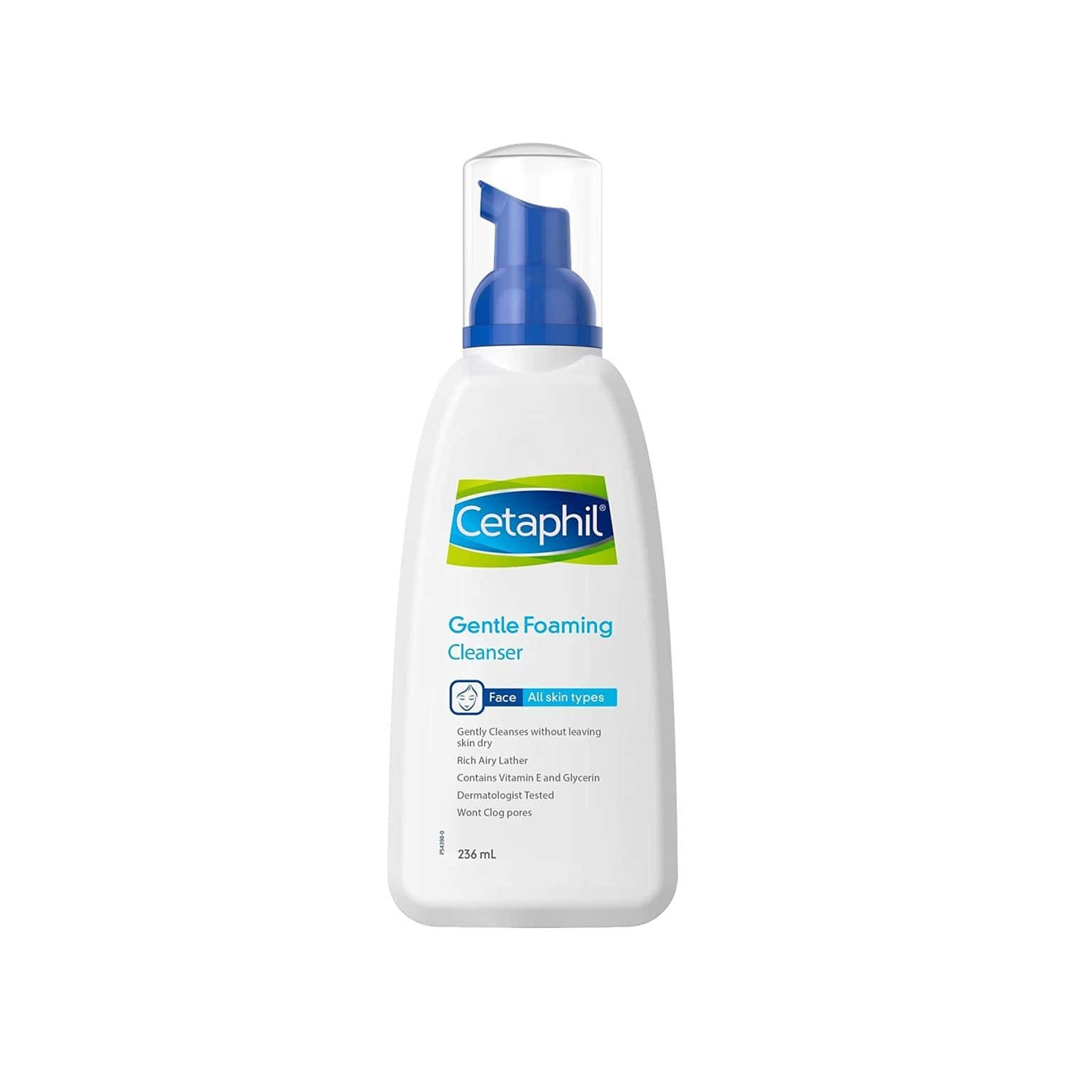 Cetaphil Gentle Foaming Cleanser - 236ml
