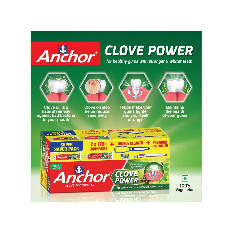 Anchor Clove Power Saver Pack Box Of 350 G (175gm X 2)