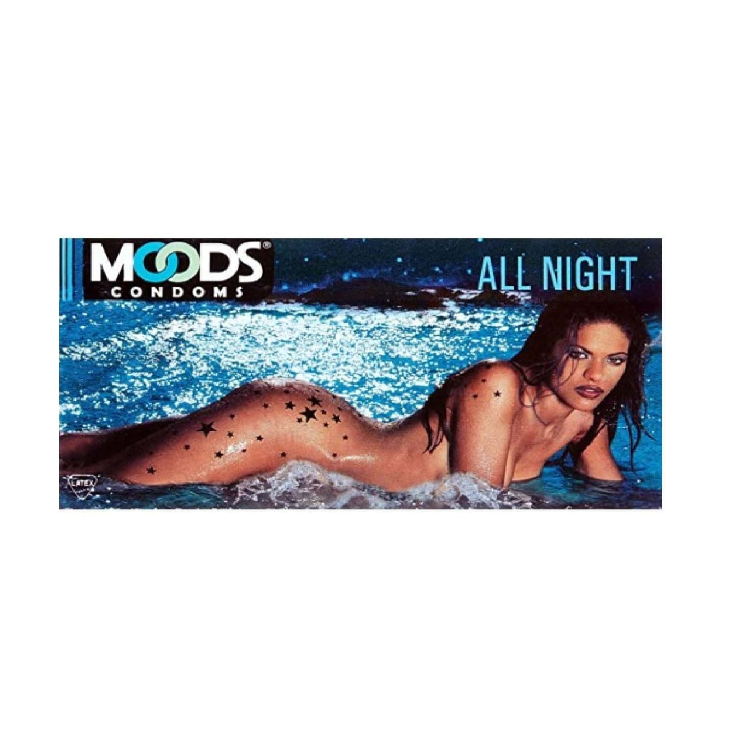 Moods Eyecandy Dotted Condoms - Pack Of 10's