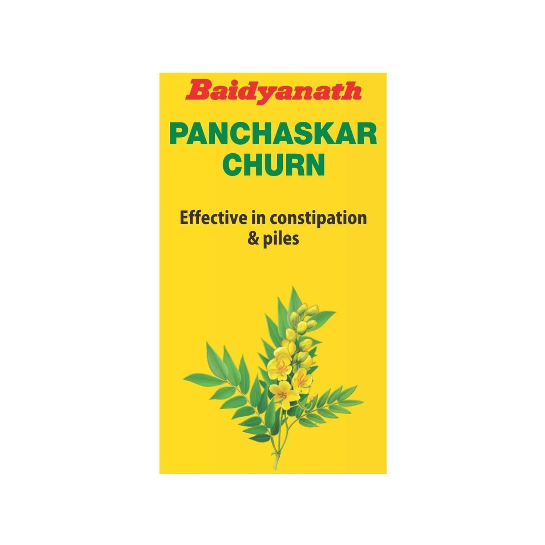 Baidyanath Panchasakar Churna    Bottle Of 200 G