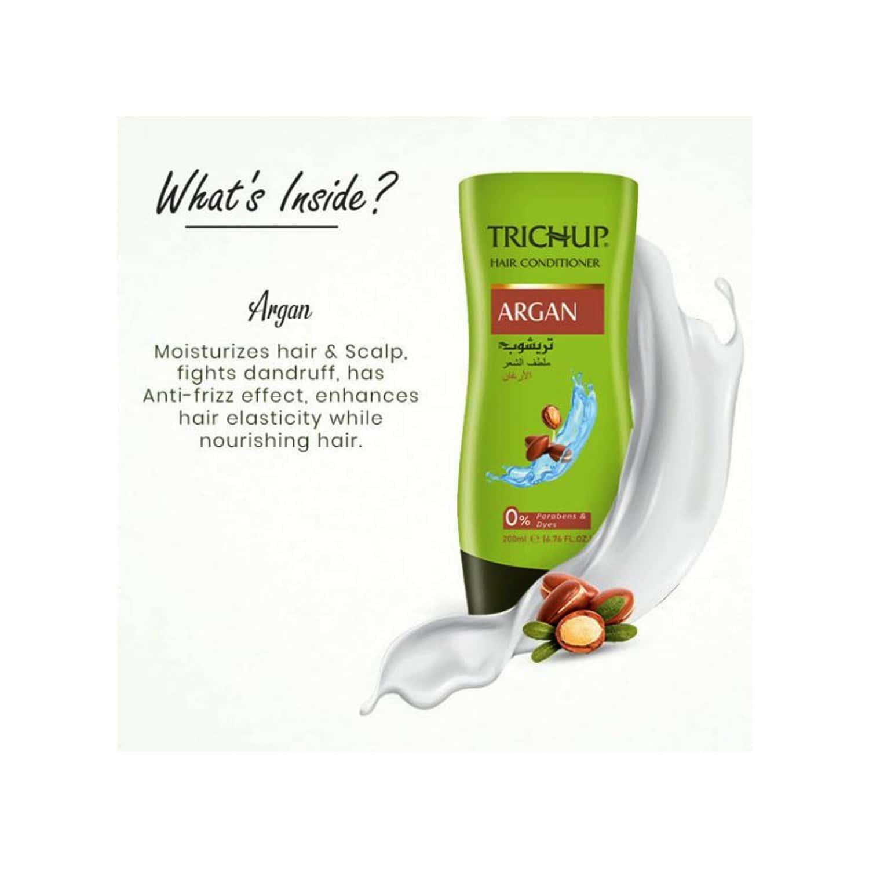 Trichup Argan Hair Conditioner - 200ml