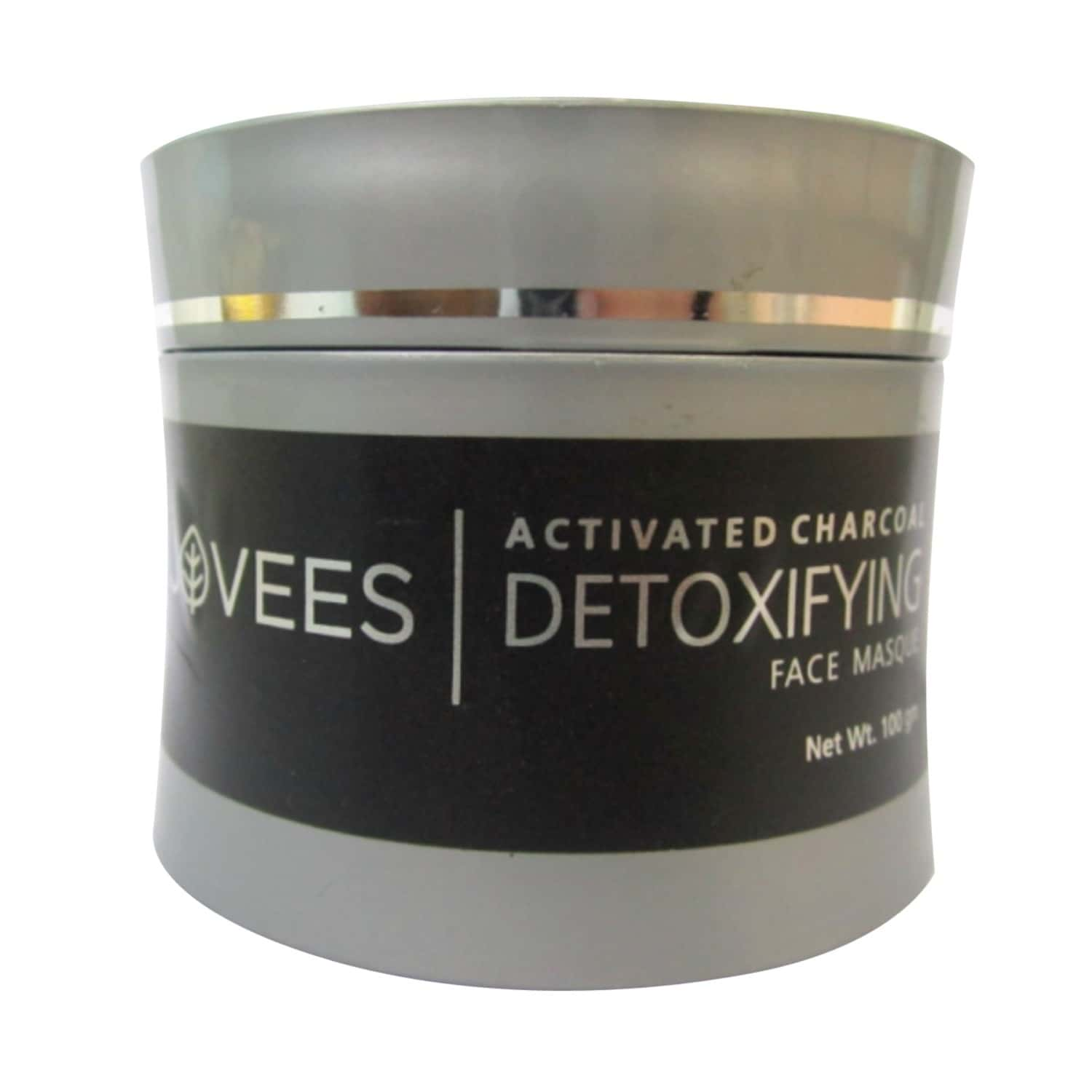 Jovees Detoxifying Activated Charcoal Face Pack 100 Gm