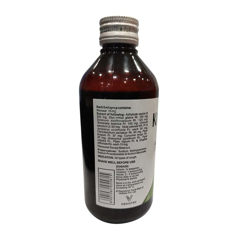 Kofol Cough Syrup Bottle Of 200 Ml