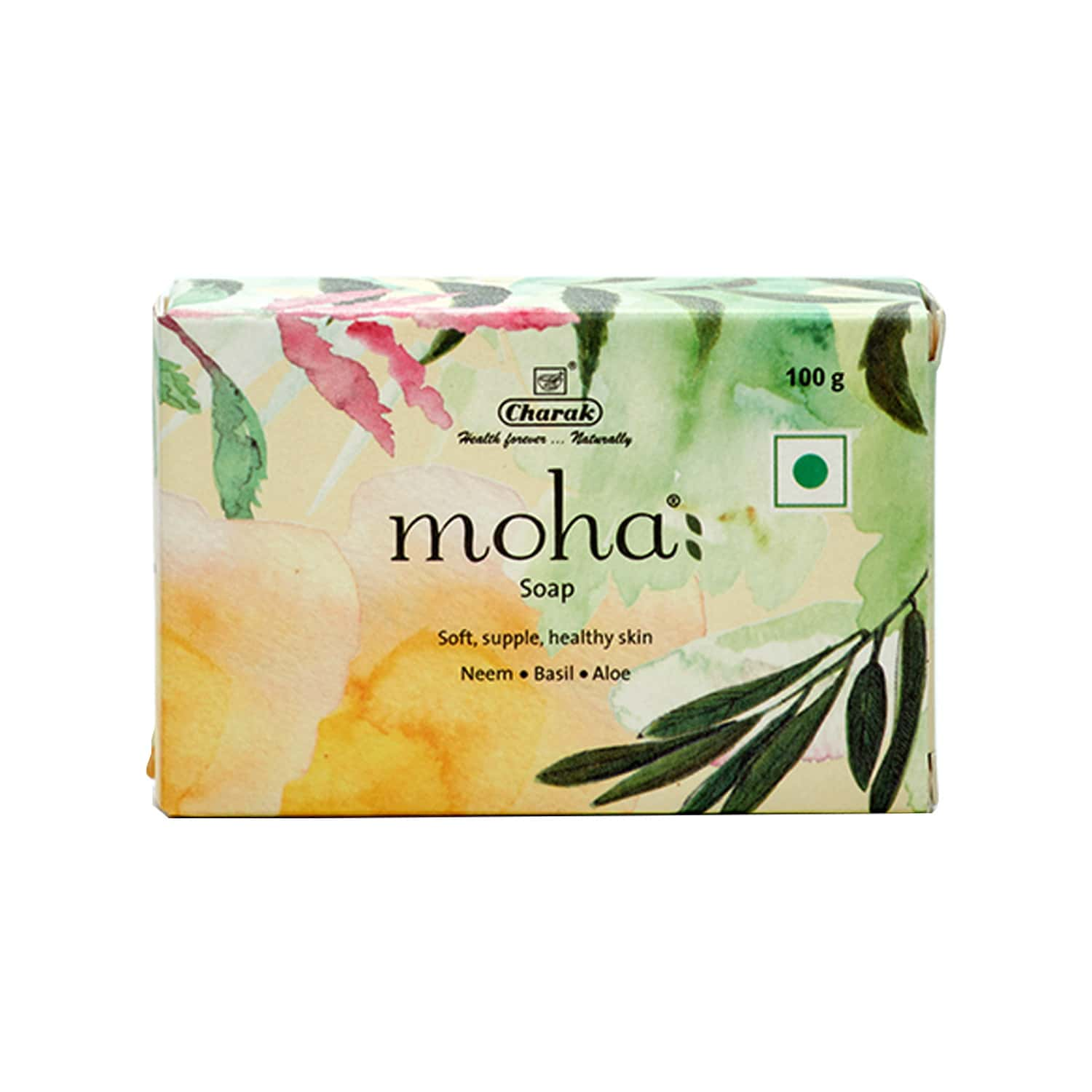 Moha Neem Herbal Soap