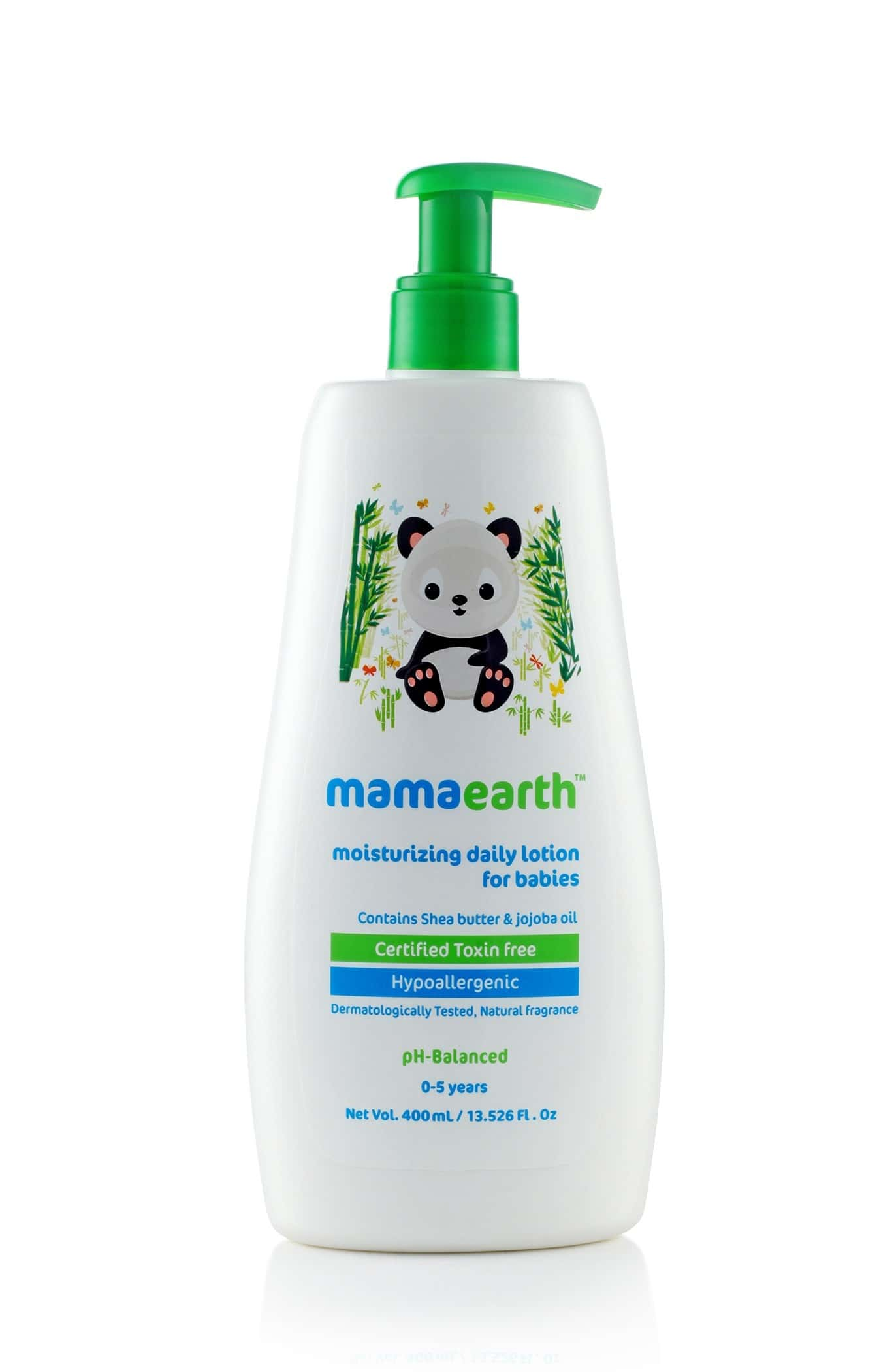 Mamaearth Daily Moisturizing Lotion - 400ml