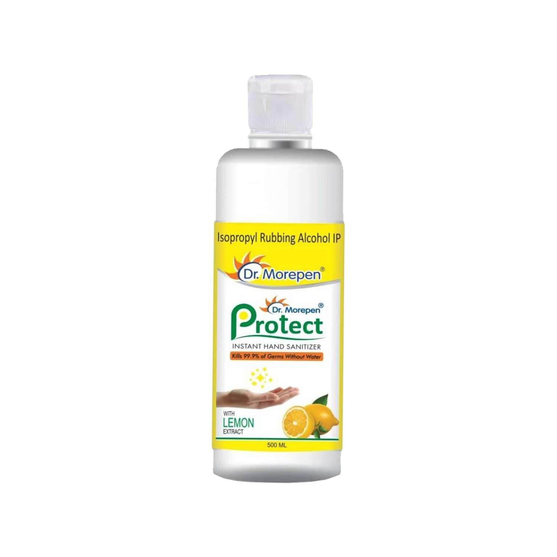 Dr. Morepen Protect Hand Sanitizer - 500 Ml