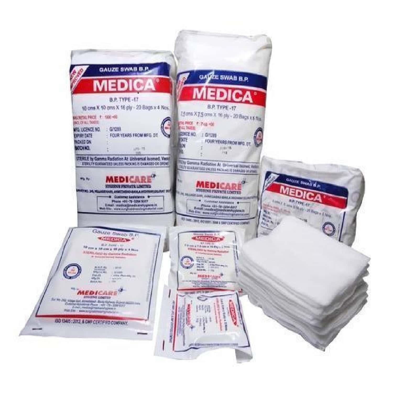 Medica Gauze 7.5 Cm