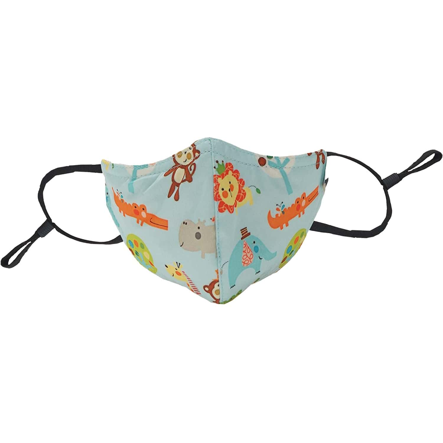 Chicco Kids Face Mask 3-6y Jungle - 1 Pc