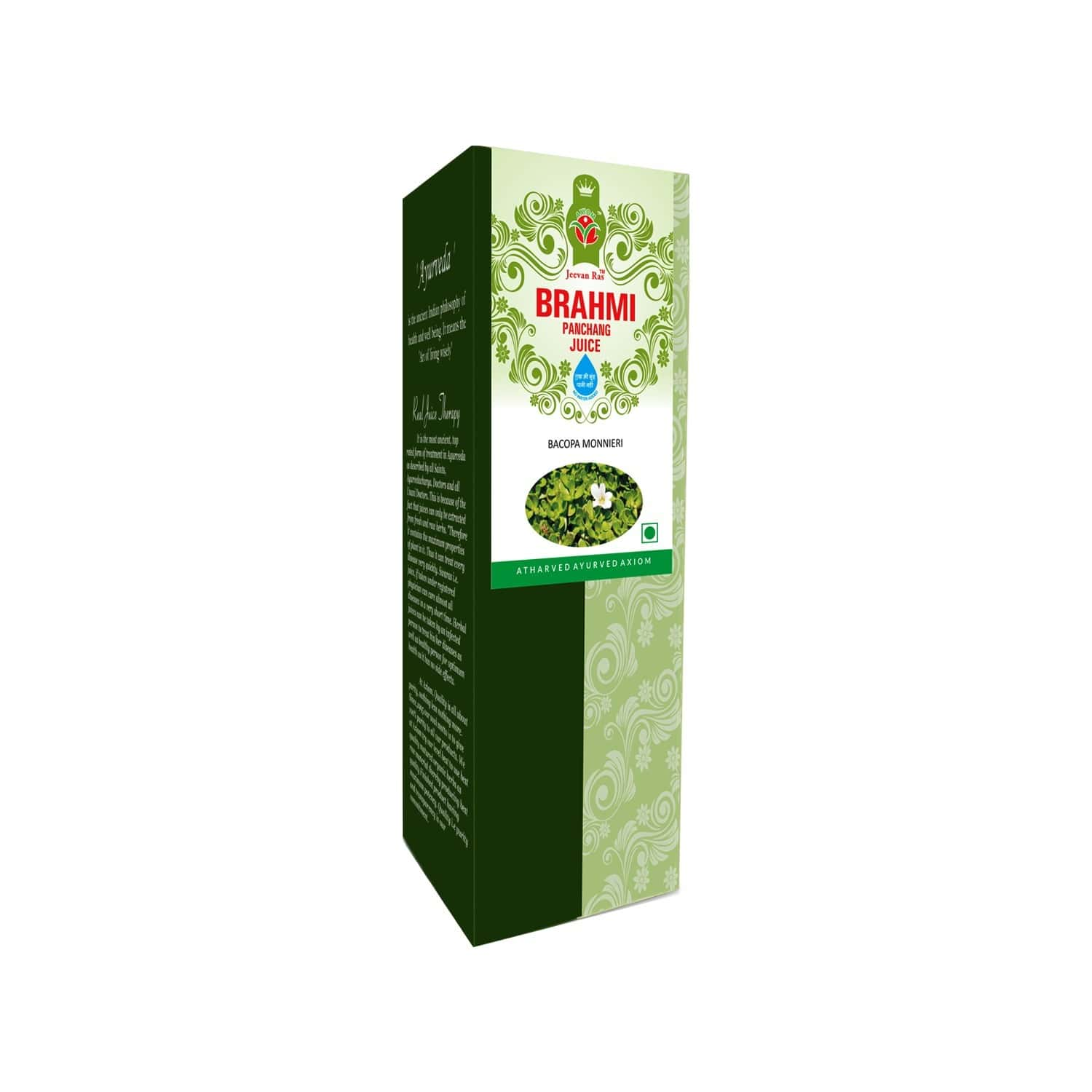 Axiom Jeevan Ras Brahmi Juice - 500ml