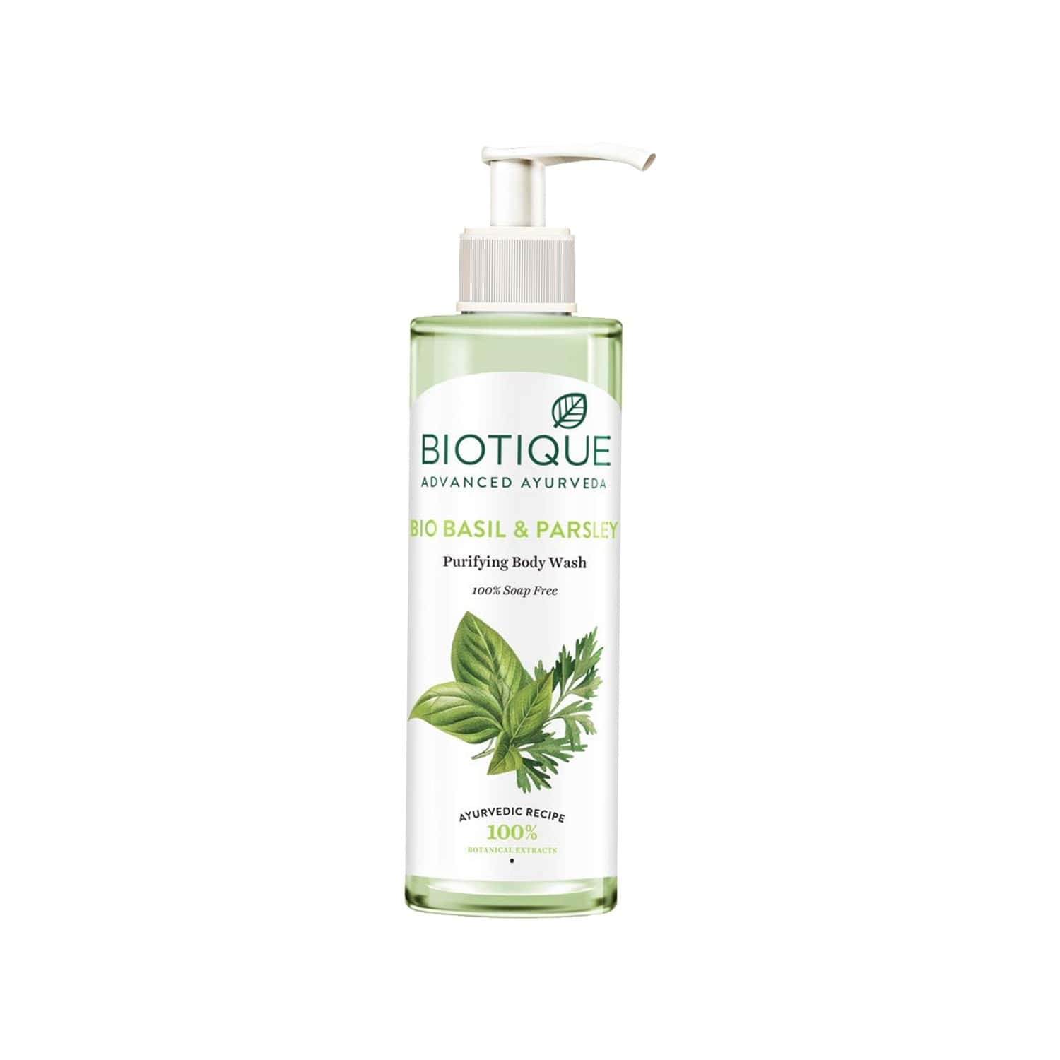 Biotique Bio Basil & Parsley Purifying Body Wash - 200 Ml