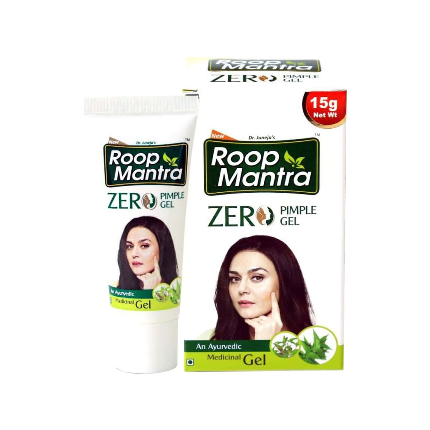 Roop Mantra Zero Pimple Gel Tube Of 15 G