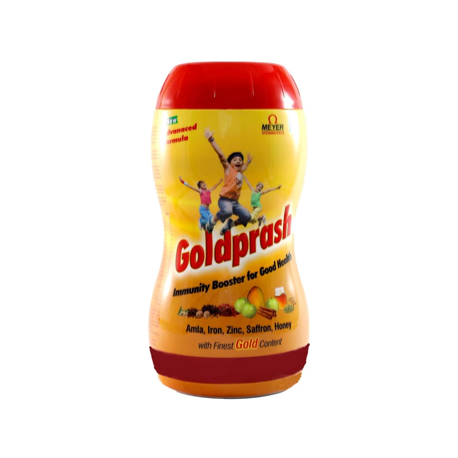 Goldprash - Health Supplement (with Nutrient Rich Ayurvedic Herbs And Minerals) - 1 Kg