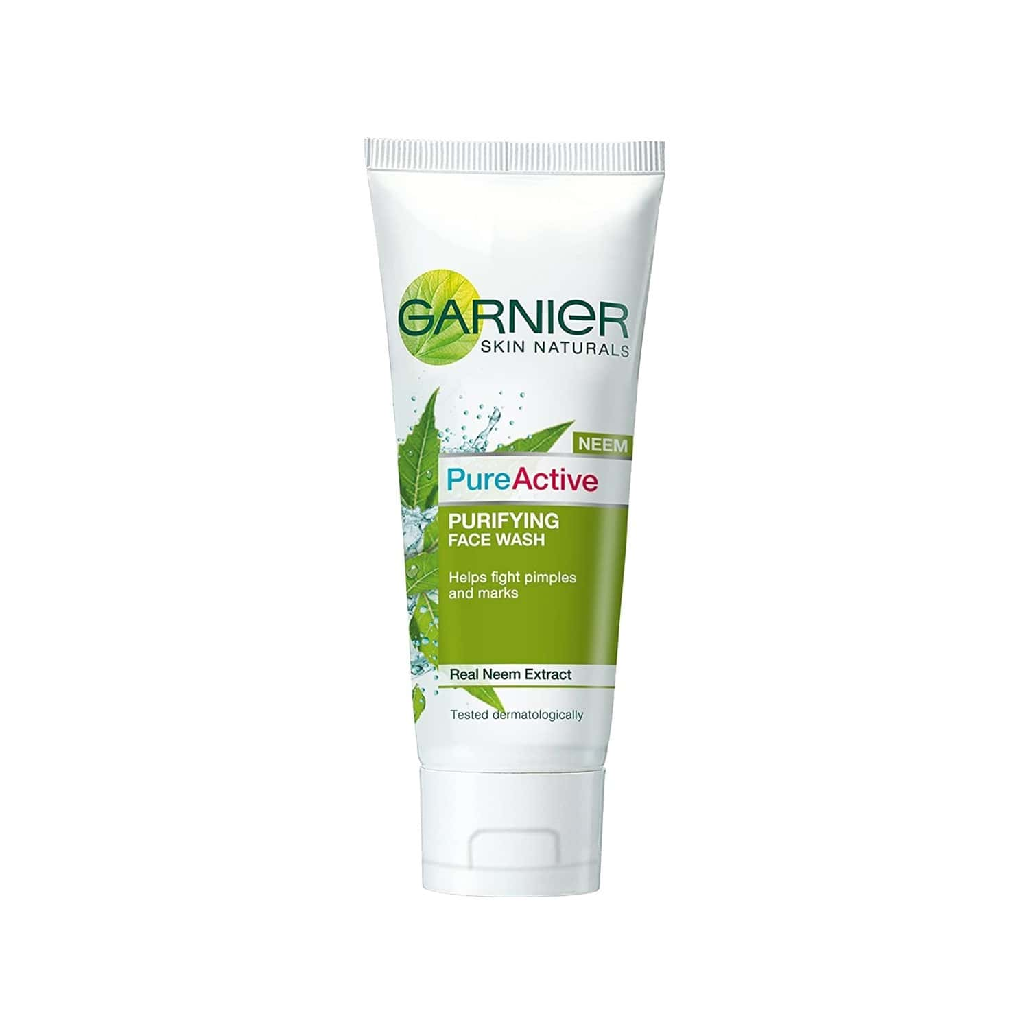 Garnier Pure Active Purifying Neem Face Wash - 100 Ml