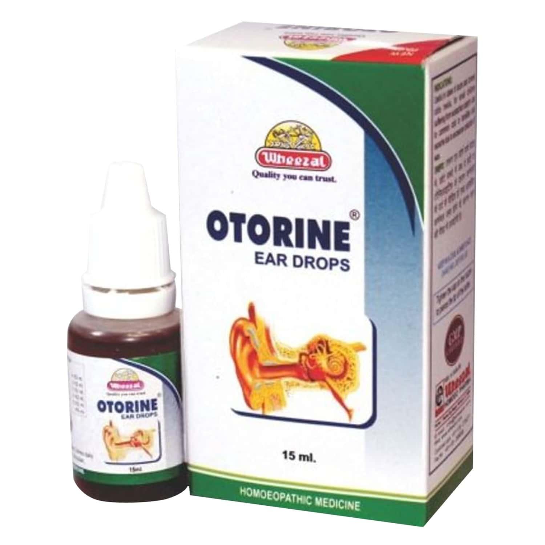 Wheezal Otorine Ear Drops 15 Ml