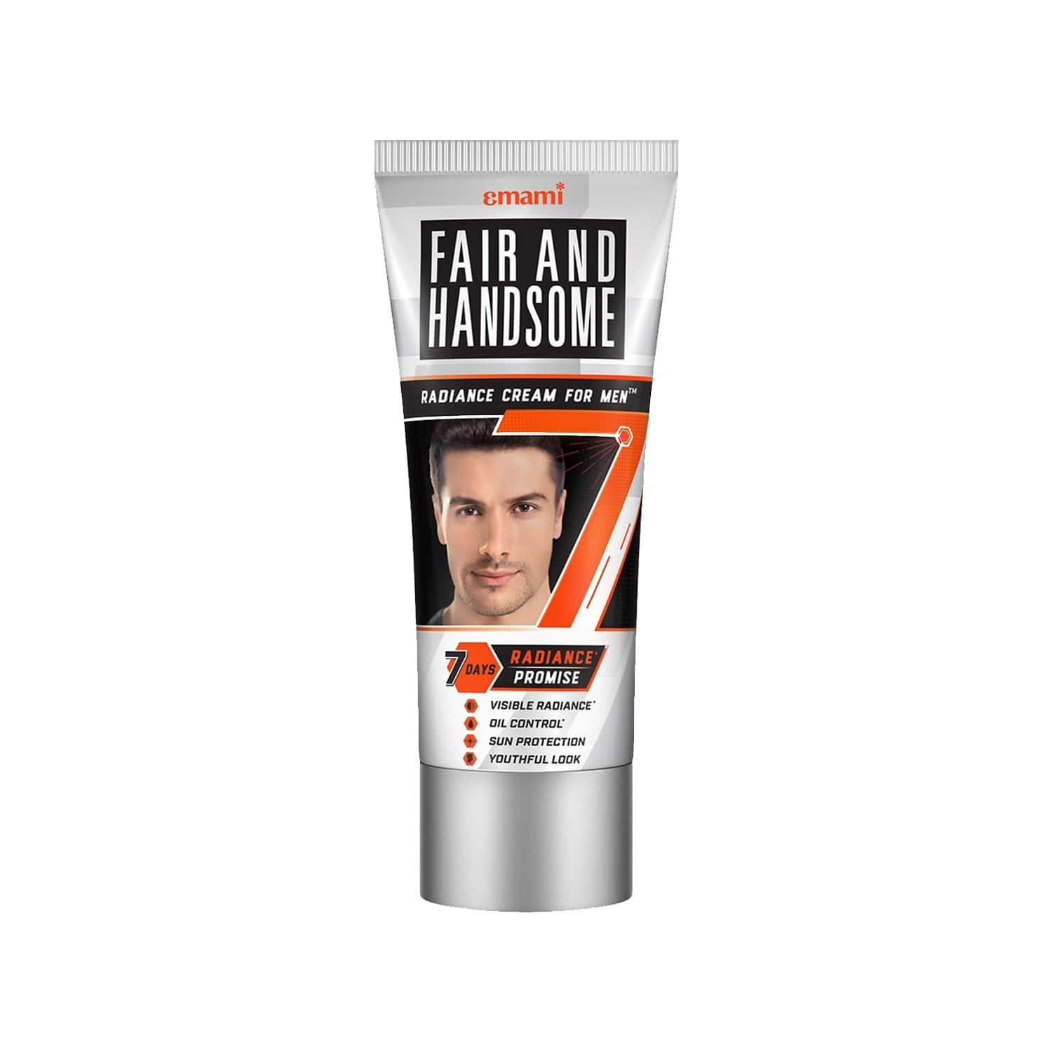Fair And Handsome Radiance Cream For Men - 100g
