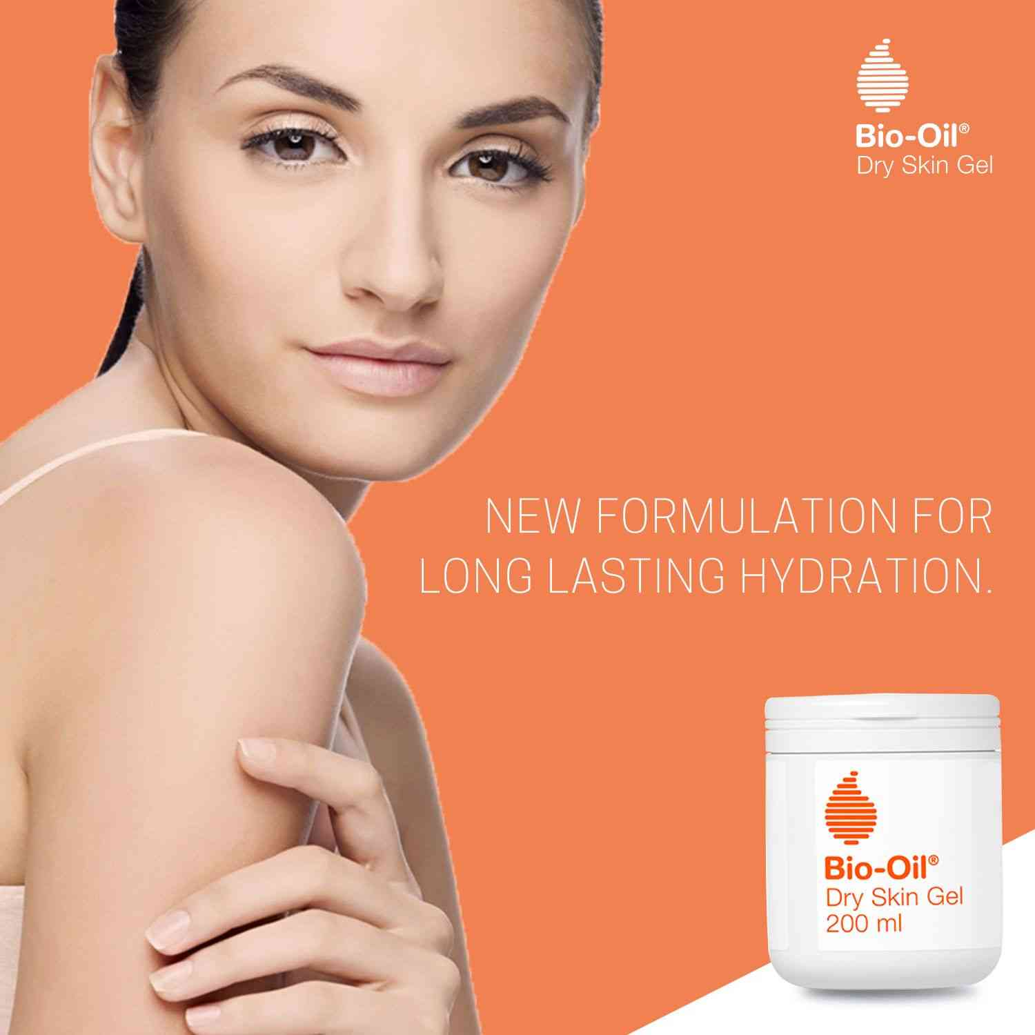 Bio-oil Dry Skin Gel - 200 Ml