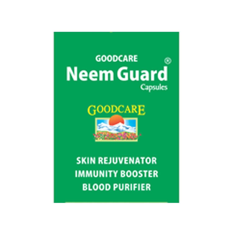 Goodcare Neem Capsules - 60no's