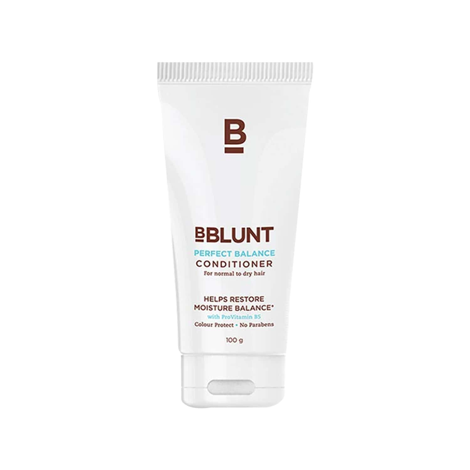 Bblunt Perfect Balance Conditioner For Normal To Dry Hair - 100 Gm