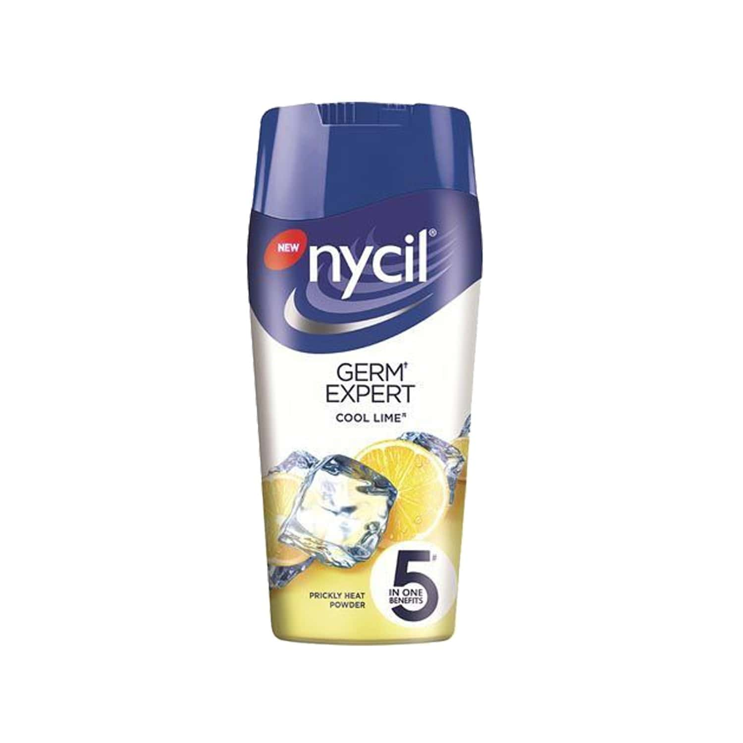 Nycil Cool Lime Prickly Heat Powder - 50gm