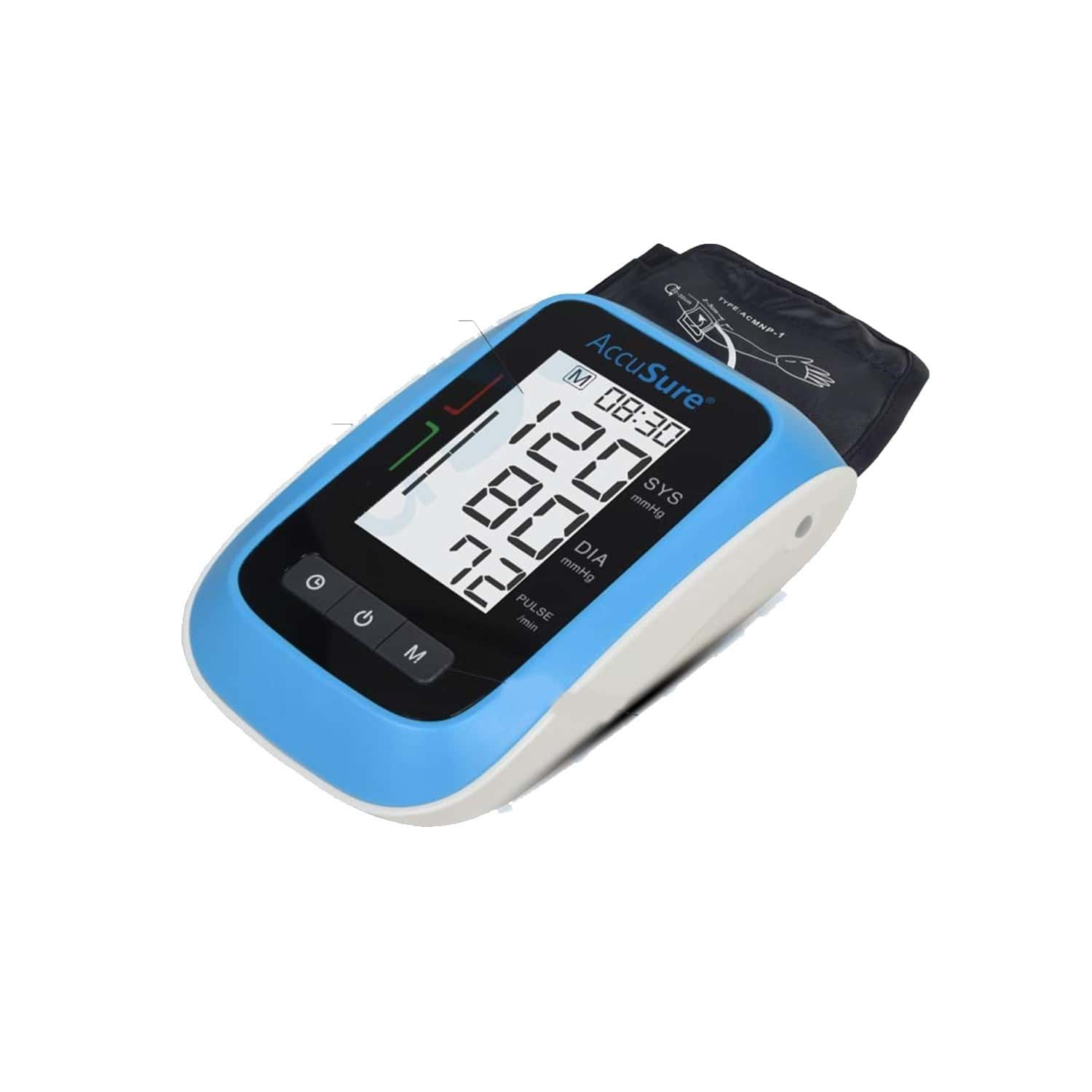 Accusure Yk Automatic Blood Pressure Monitor 1