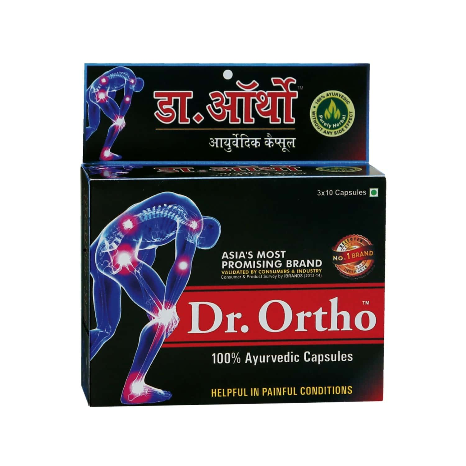 Dr.ortho Joint Support Capsules Strip Of 30