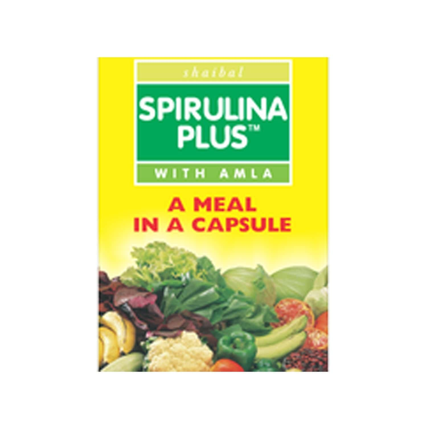 Goodcare Spirulina Plus - 60no's