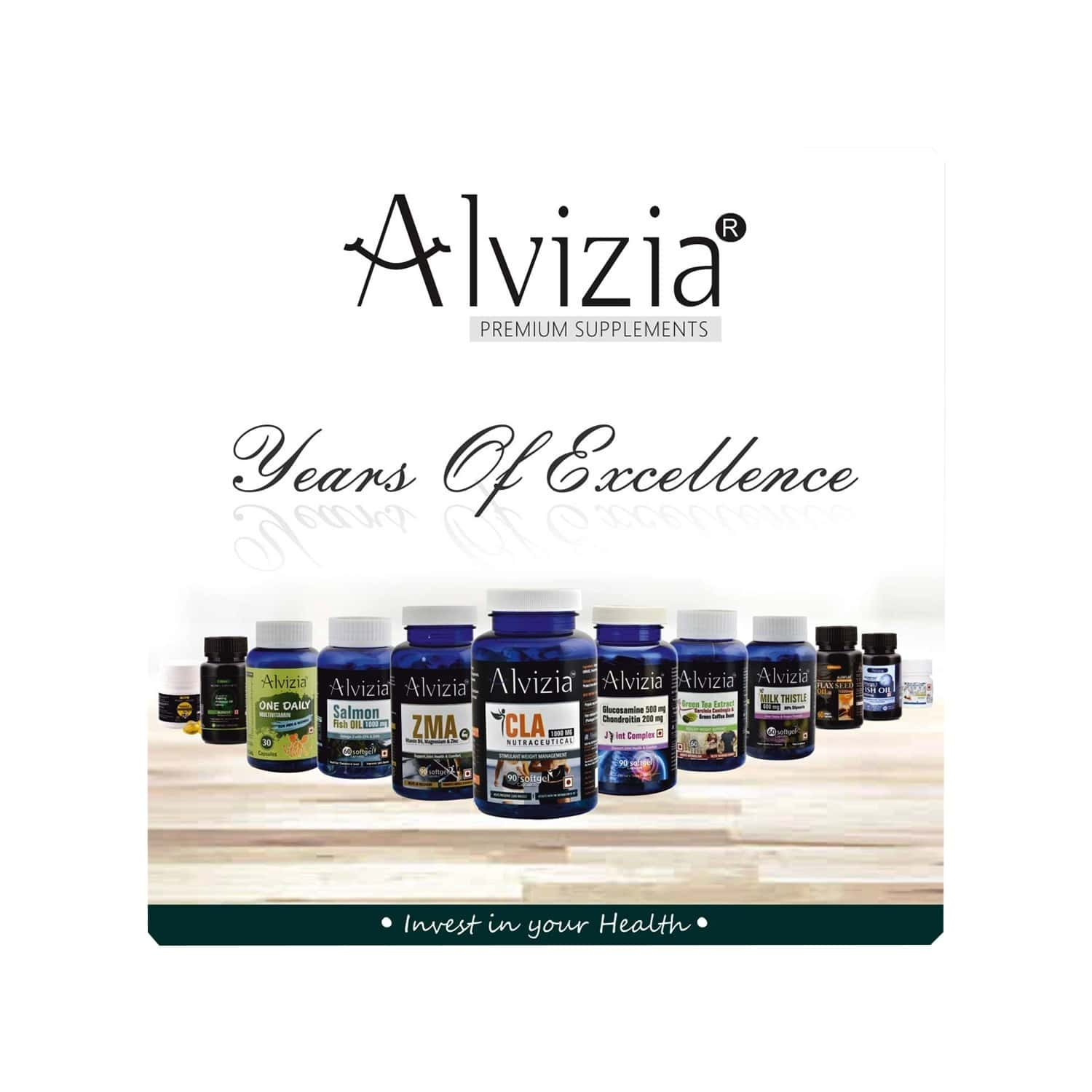 Alvizia Alenup Testosterone Booster Horny Goat Weed Vitality Capsules Bottle Of 30