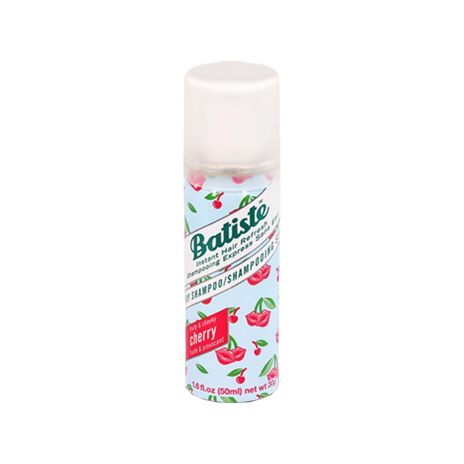 Batiste Instant Hair Refresh Dry Shampoo - Fruity & Cheeky Cherry - 50ml