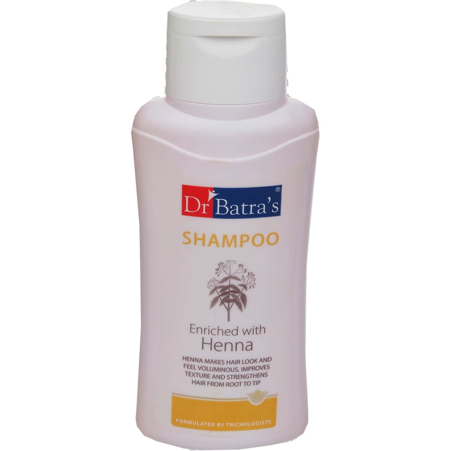Dr Batra's Shampoo Enriched With Henna - 500 Ml