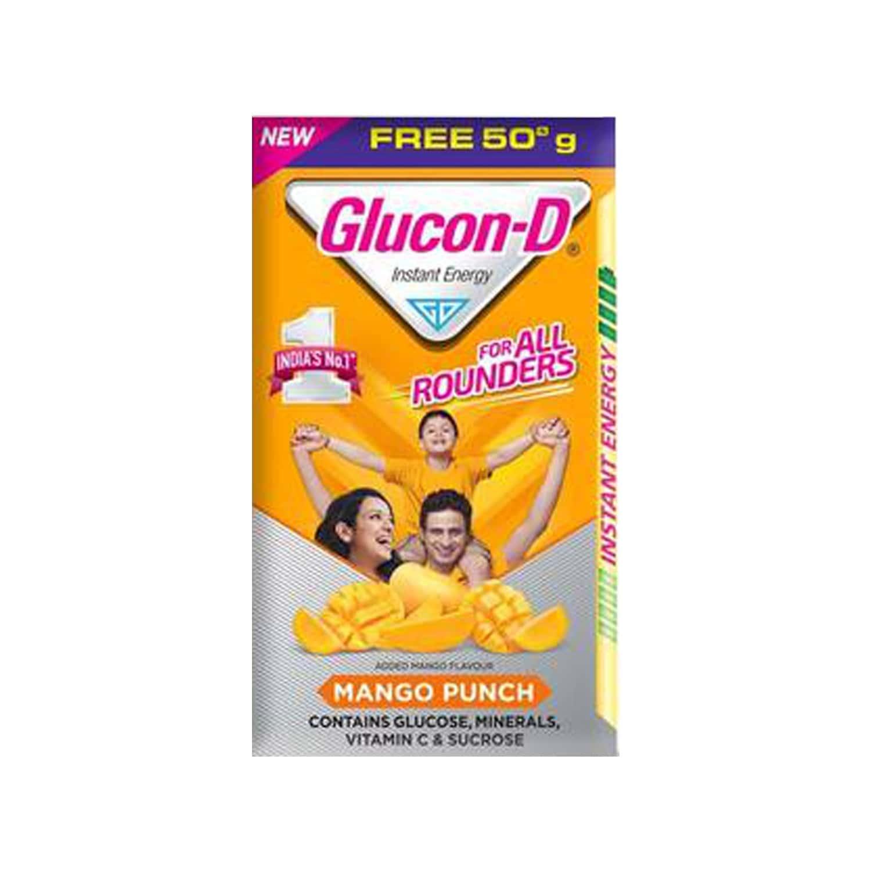Glucon D Mango Instant Energy Powder Box Of 250 G