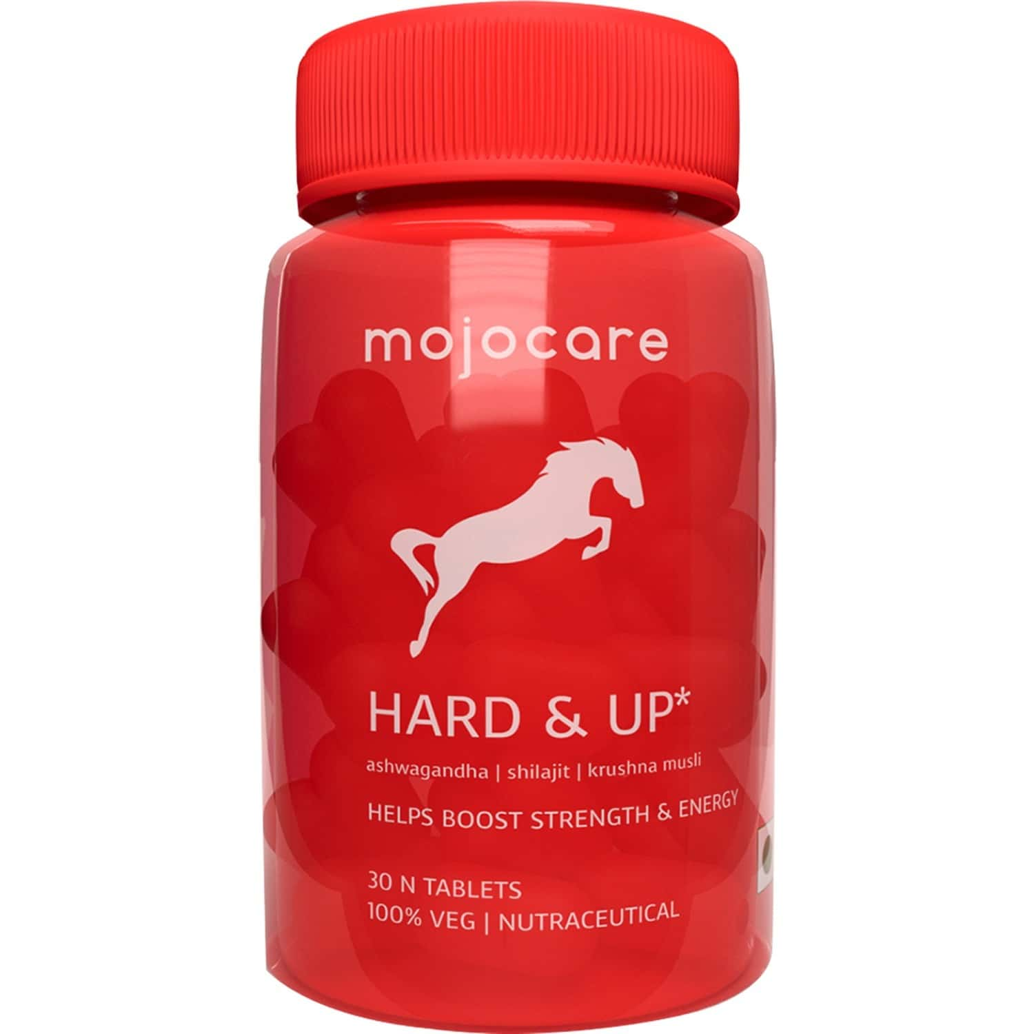 Mojocare Hard And Up For Strength And Endurance - Pack Of 1x30 Tablets